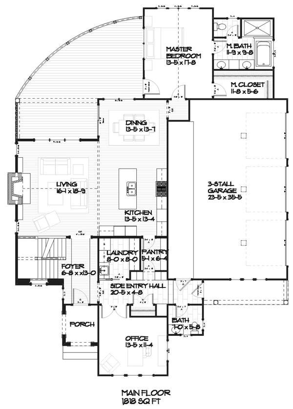 home plan 22638
