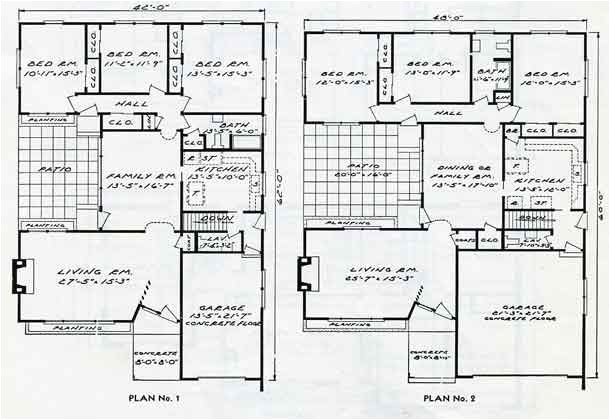vintage aladdin homes company floor plans mail ord