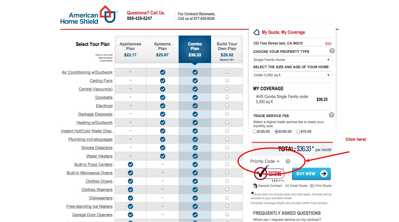 American Home Shield Plans American Home Shield Promo Codes Coupon Codes