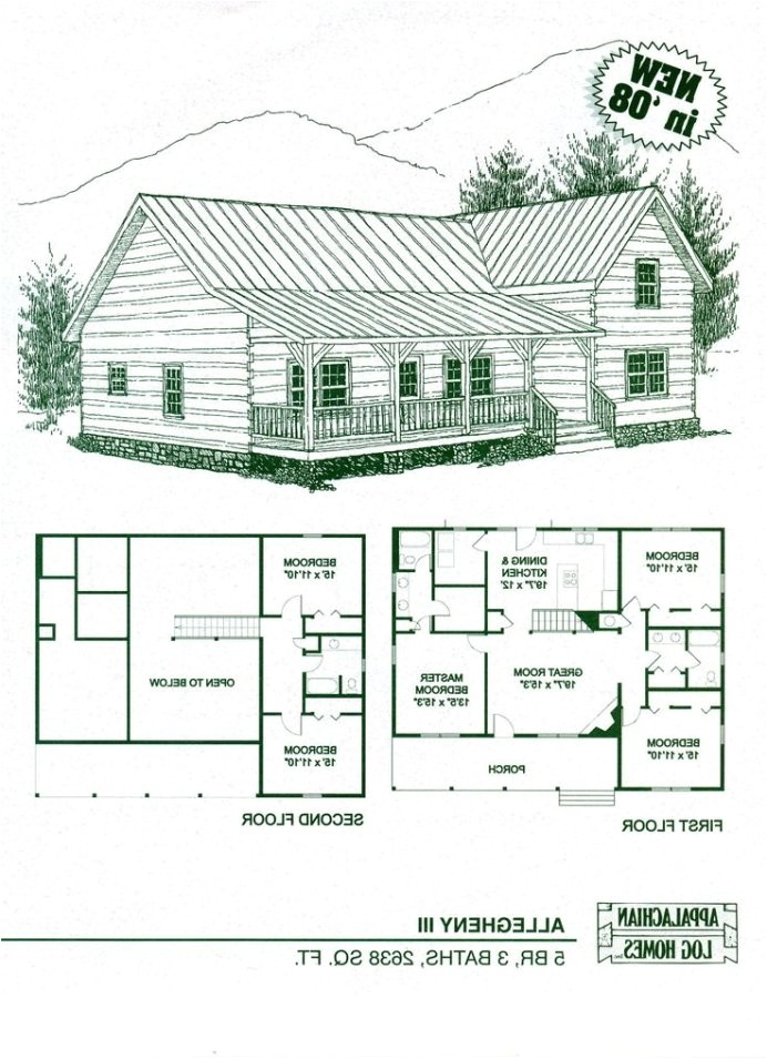 amish house floor plans