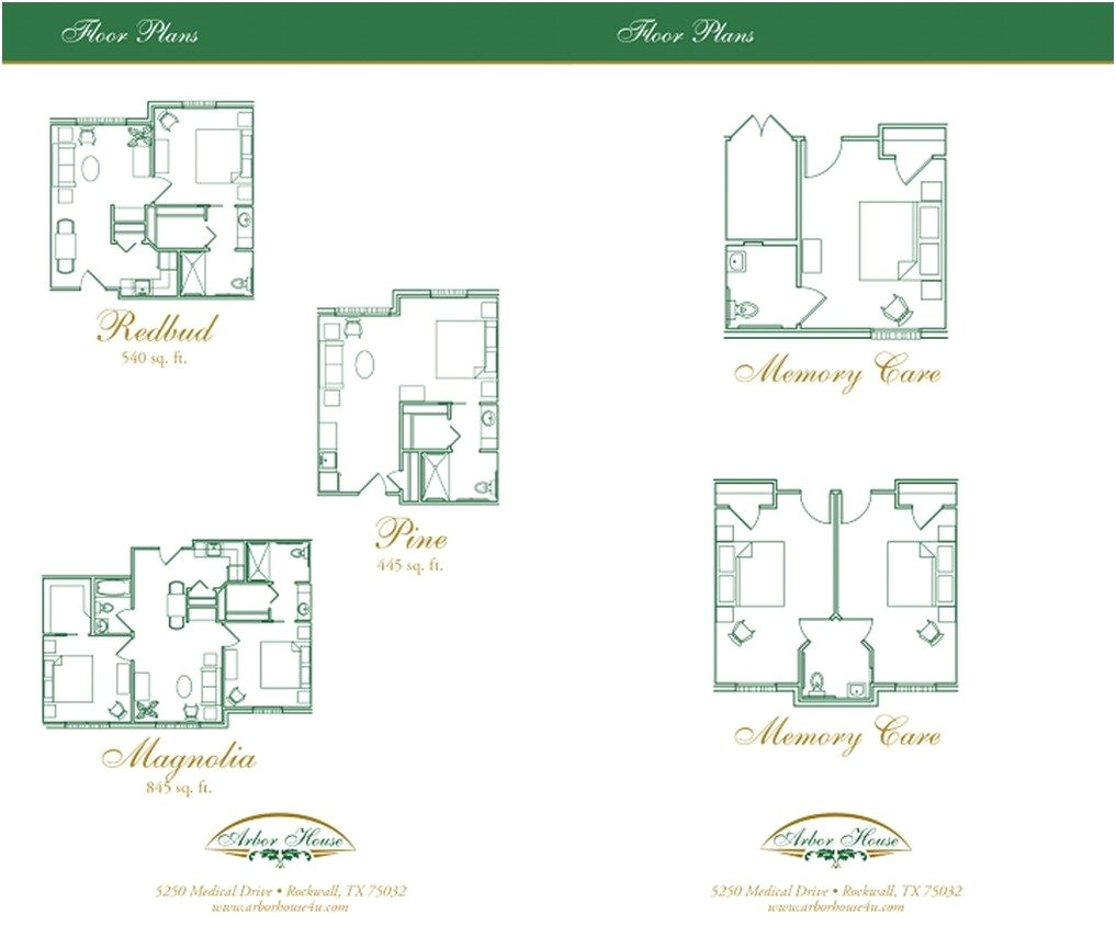 arbor homes floor plans