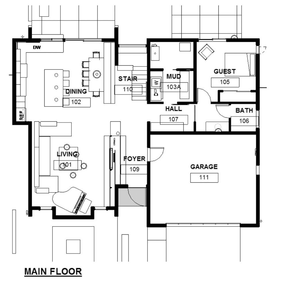 architectural designs plans