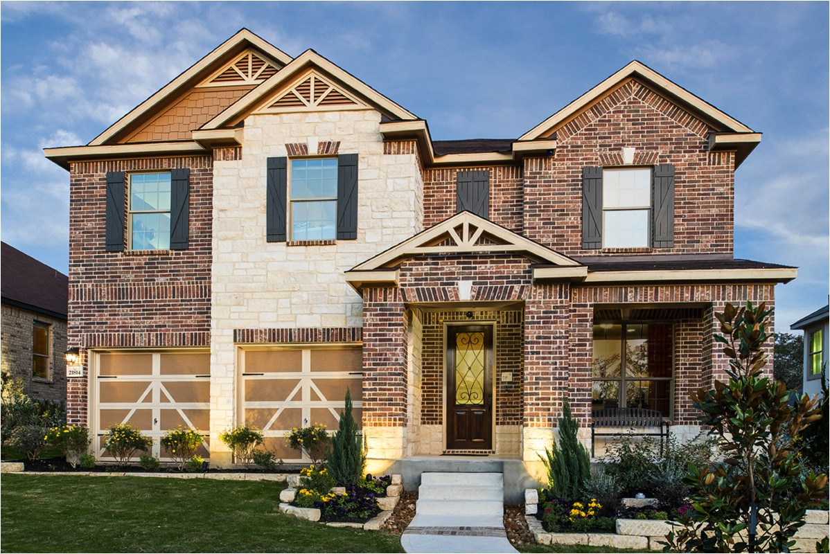 kb homes floor plans austin