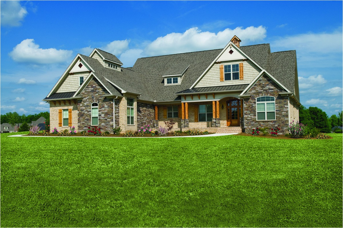 Austin Home Plans now Available Family Friendly Craftsman Design 1409