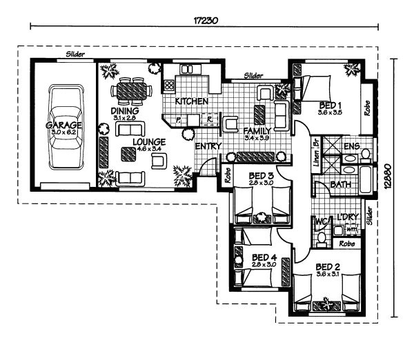 australian country house plans