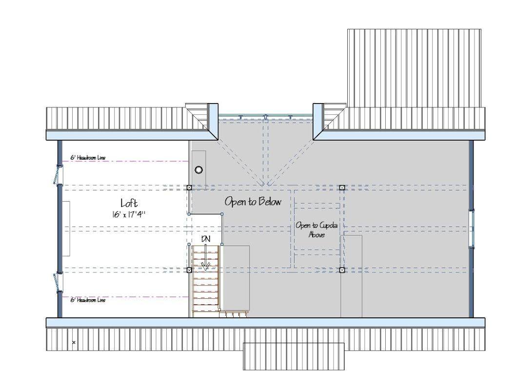 barn style home floor plans