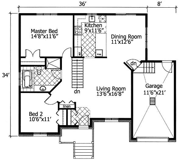 house plan 90204pd