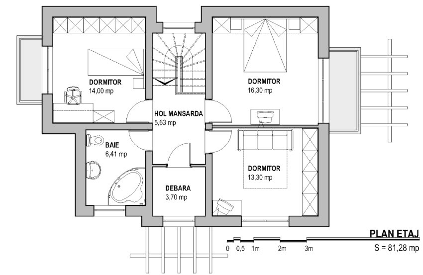 barrier free house plans