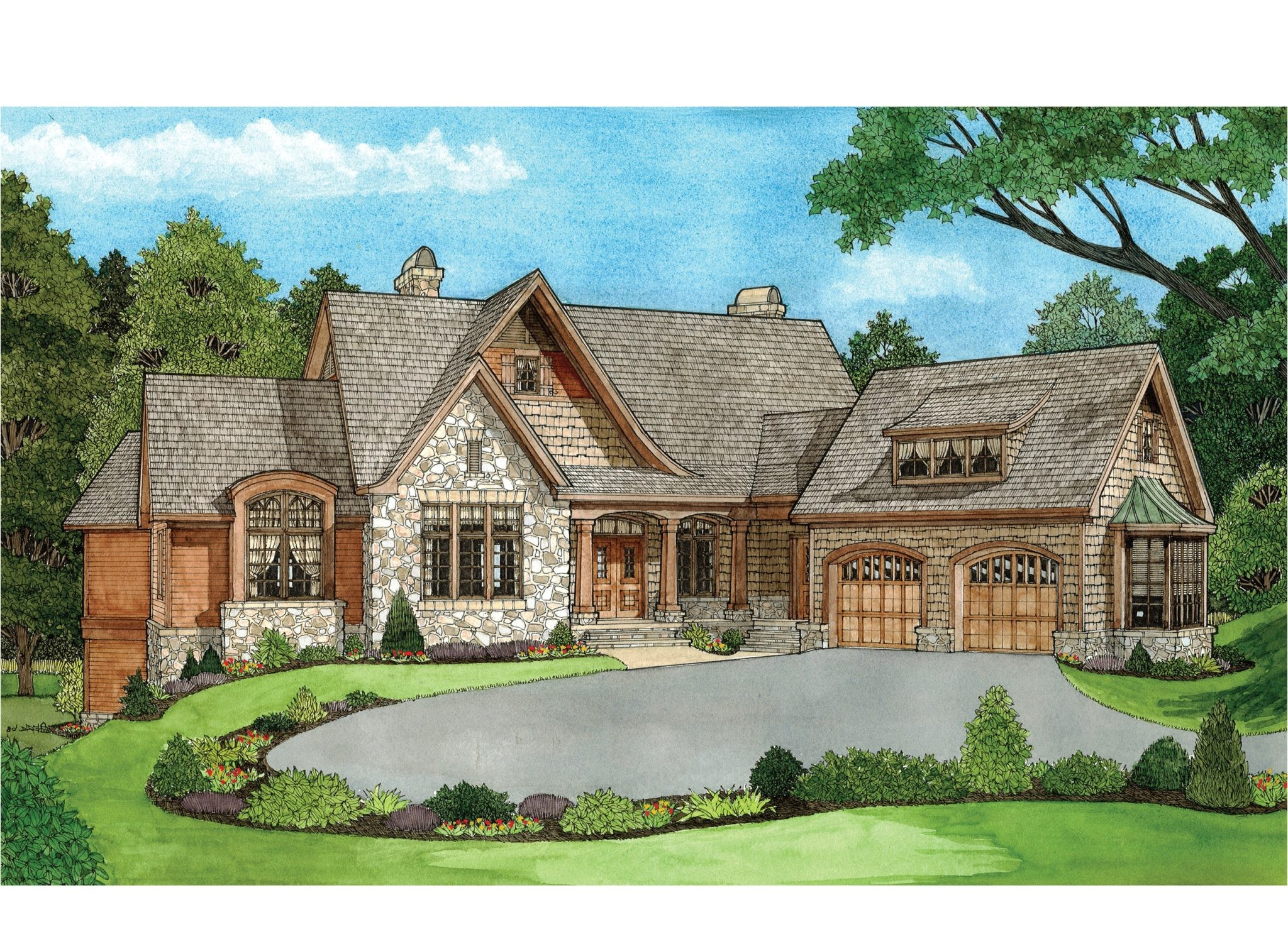 beaver home and cottage plans for cottage home