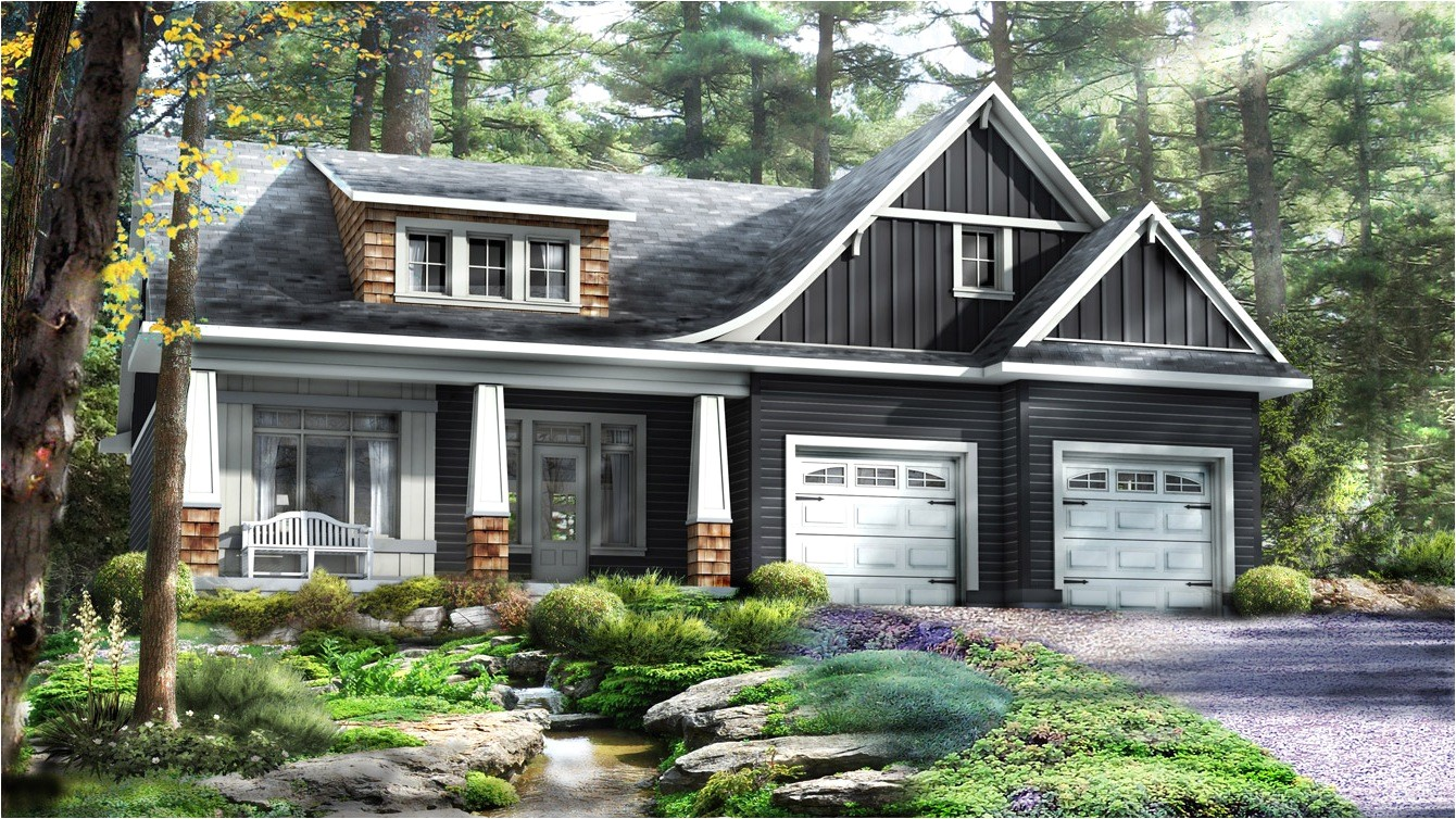 beaver homes and cottage plans