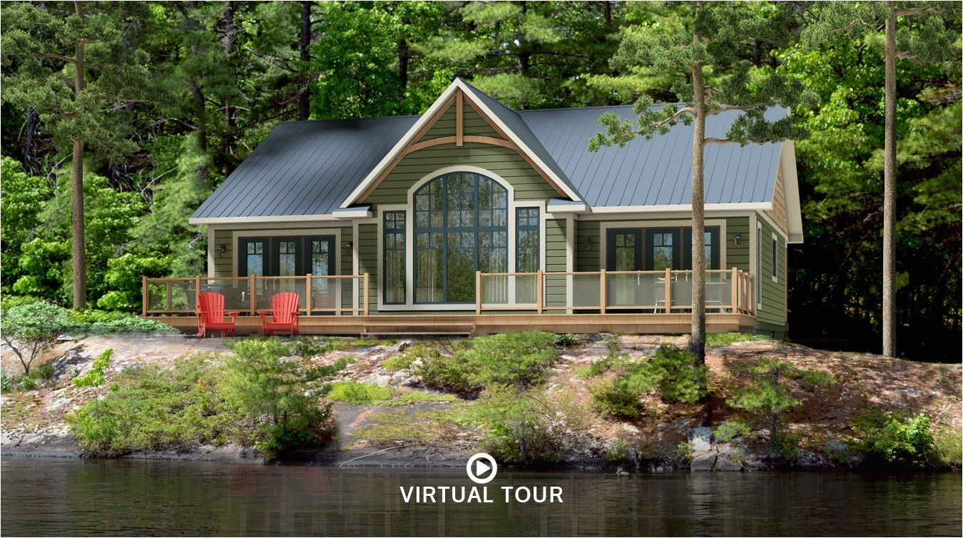 muskoka beaver homes and cottages