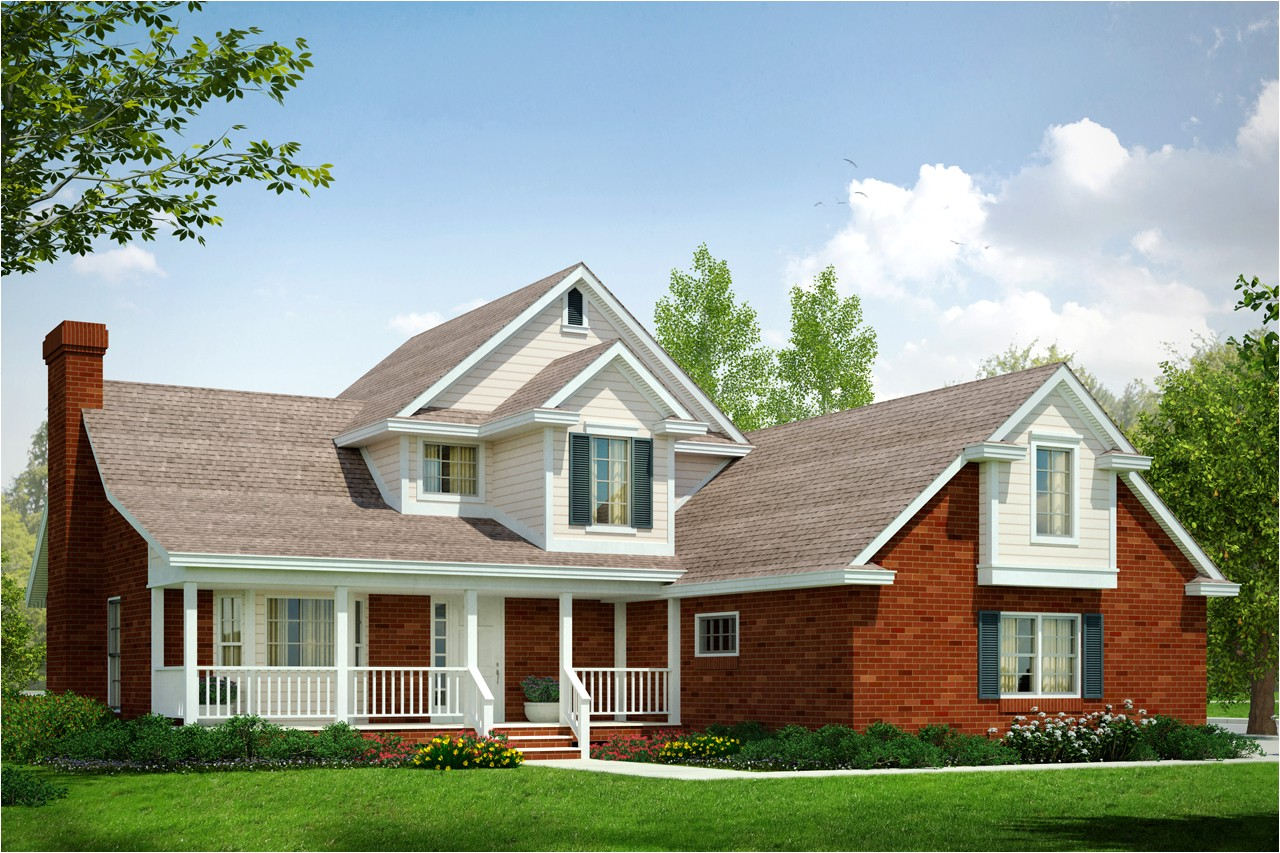 top rated country house plans