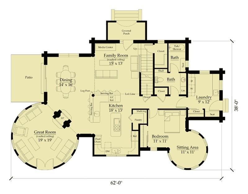 Best Floor Plans for Homes Marvelous Best Home Plans Best Open Floor Plans