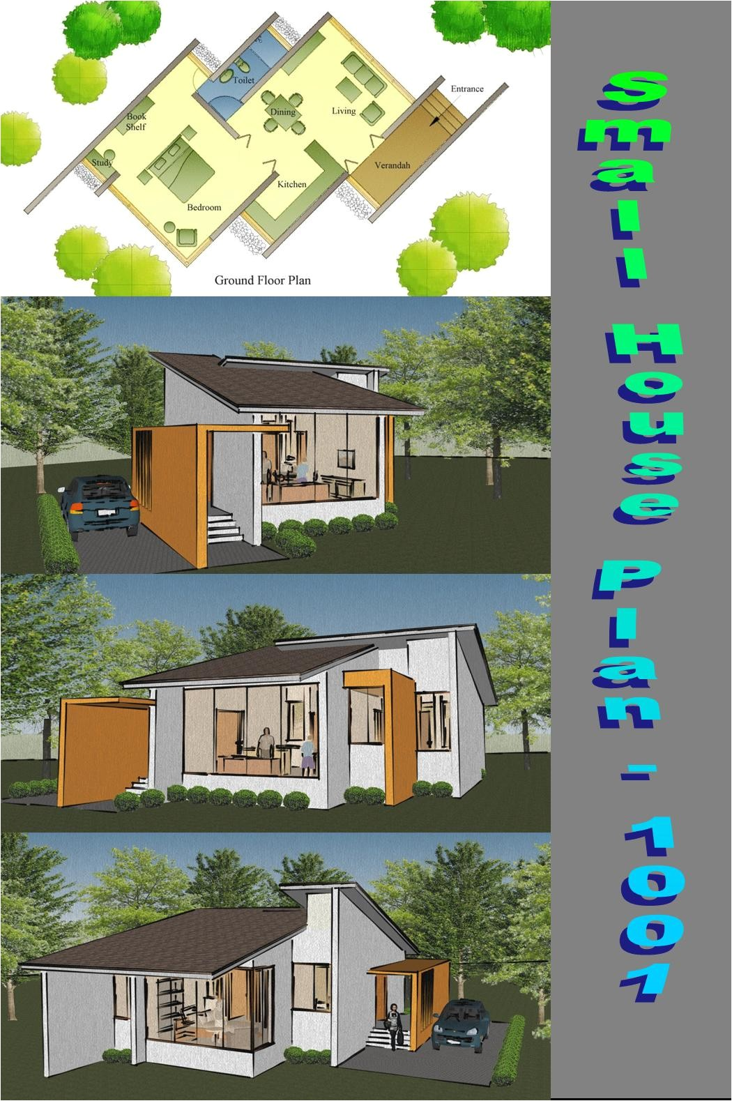5 best small home plans from