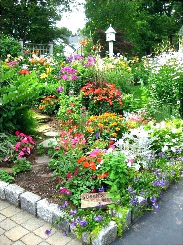 Better Homes and Gardens Flower Garden Plans Flower Garden Layout Ideas Raised Flower Garden Designs