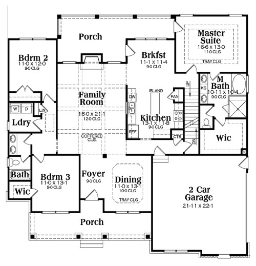 marvelous 2 story bungalow house plans bedroom floor plan with wrap around big house floor plans 2 story picture