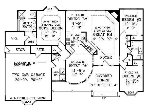 retired couple finds perfect floor plan