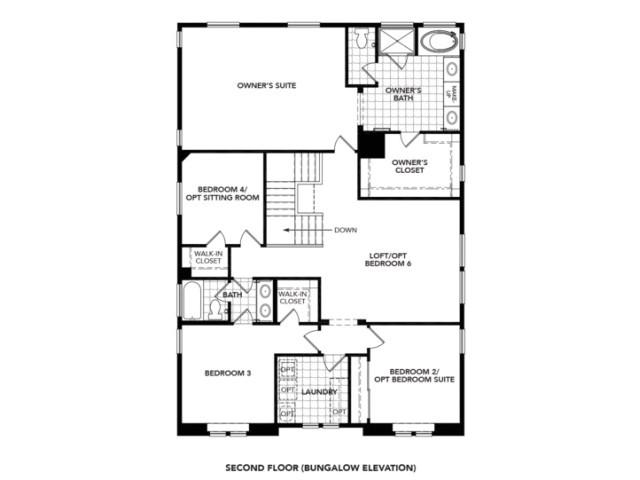 blandford homes mulberry floor plans
