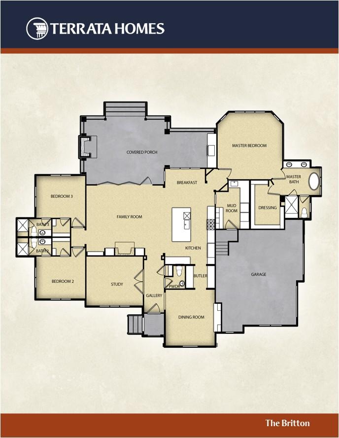 floorplans britton