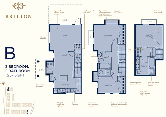 burnaby britton townhomes