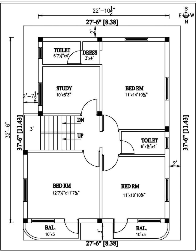modern minimalist house plan gallery