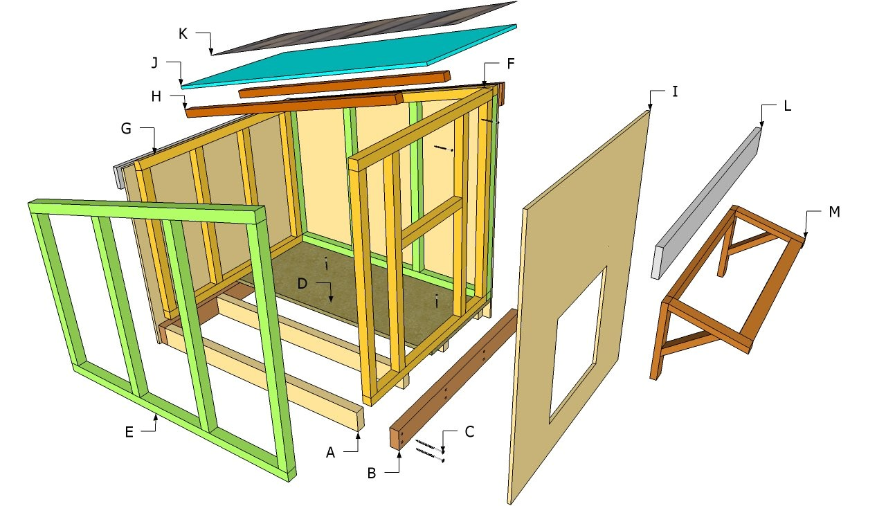 Building Plans for A Dog House Large Dog House Plans Free Outdoor Plans Diy Shed