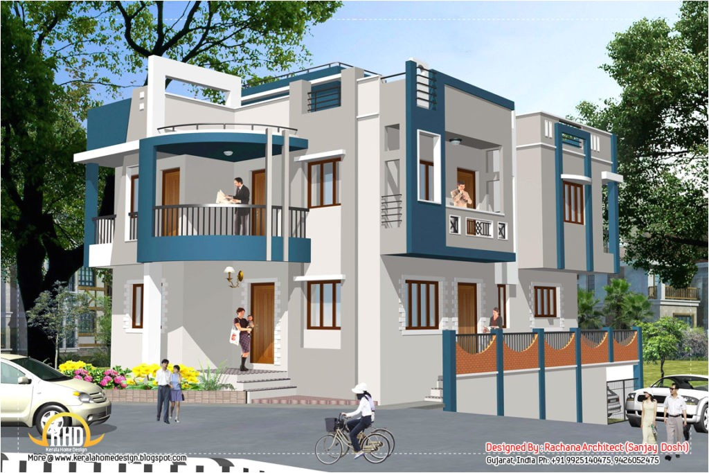 indian home design with house plan sqft kerala home 2 floor house design india