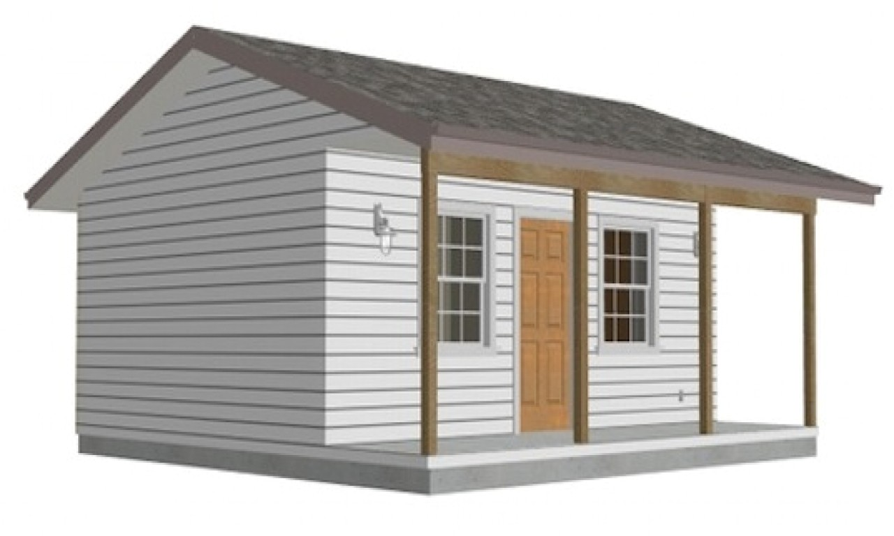 cabin bunkhouse plans