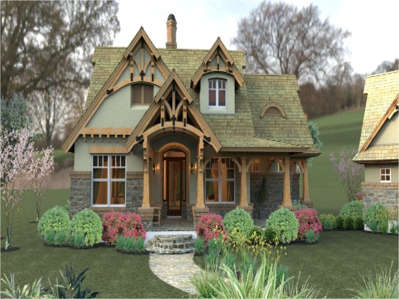 california craftsman style house plans