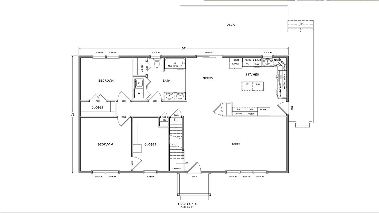 cape cod modular floor plans