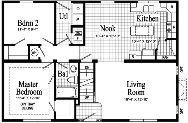 cape cod style homes floor plans