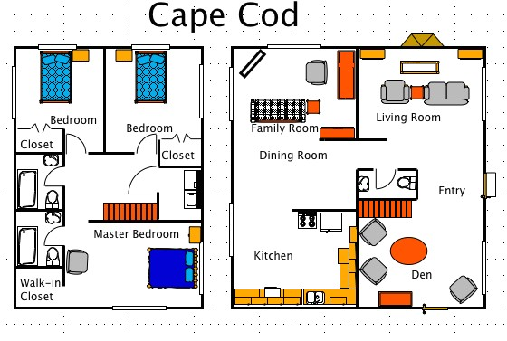 Cape Cod Style Homes Floor Plans Small Cape Cod House Plans Home Design and Style