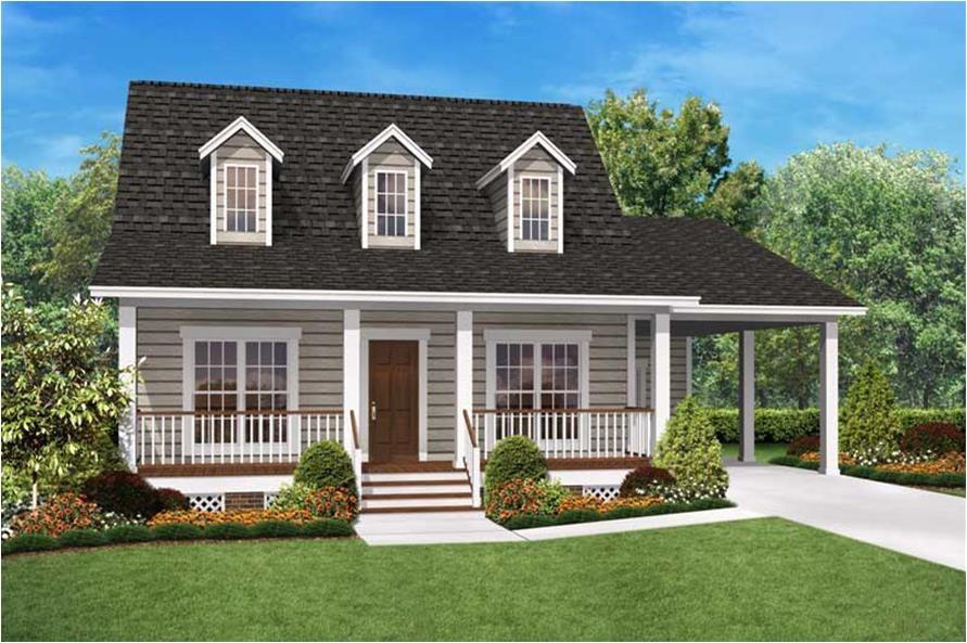 home plan 24740