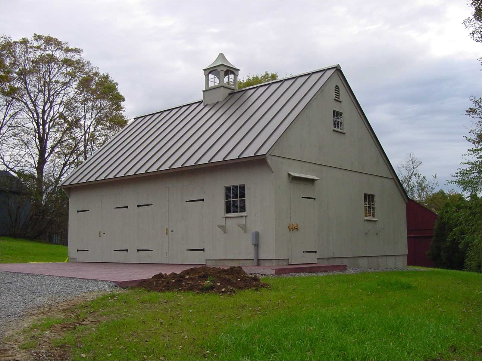 carriage house shed plans and barns kits barn sheds garage carriage house post amp beam