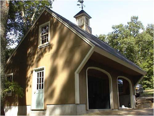 carriage shed garage plans plans randkey