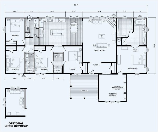 cavalier homes floor plans luxury love this floorplan 5 bedrooms and a parents retreat off the