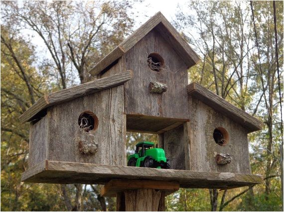 bird barn birdhouse