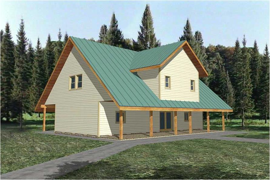 home plan 9734