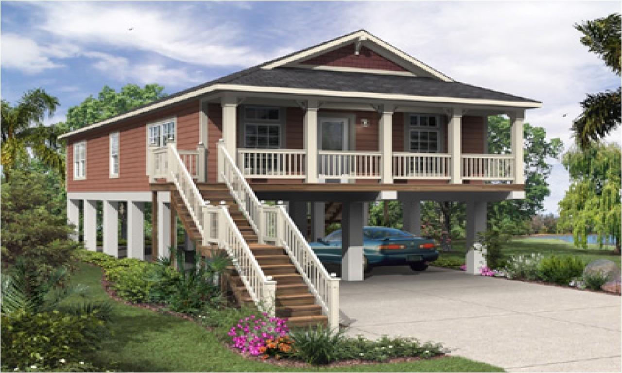 2b63d7ea88e23ef1 elevated florida house plans raised beach house plans