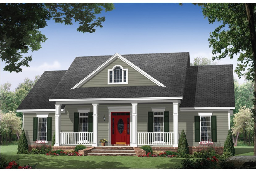 Colonial Home Plans with Porches Colonial Style House Plans Three Centuries Of Refinement