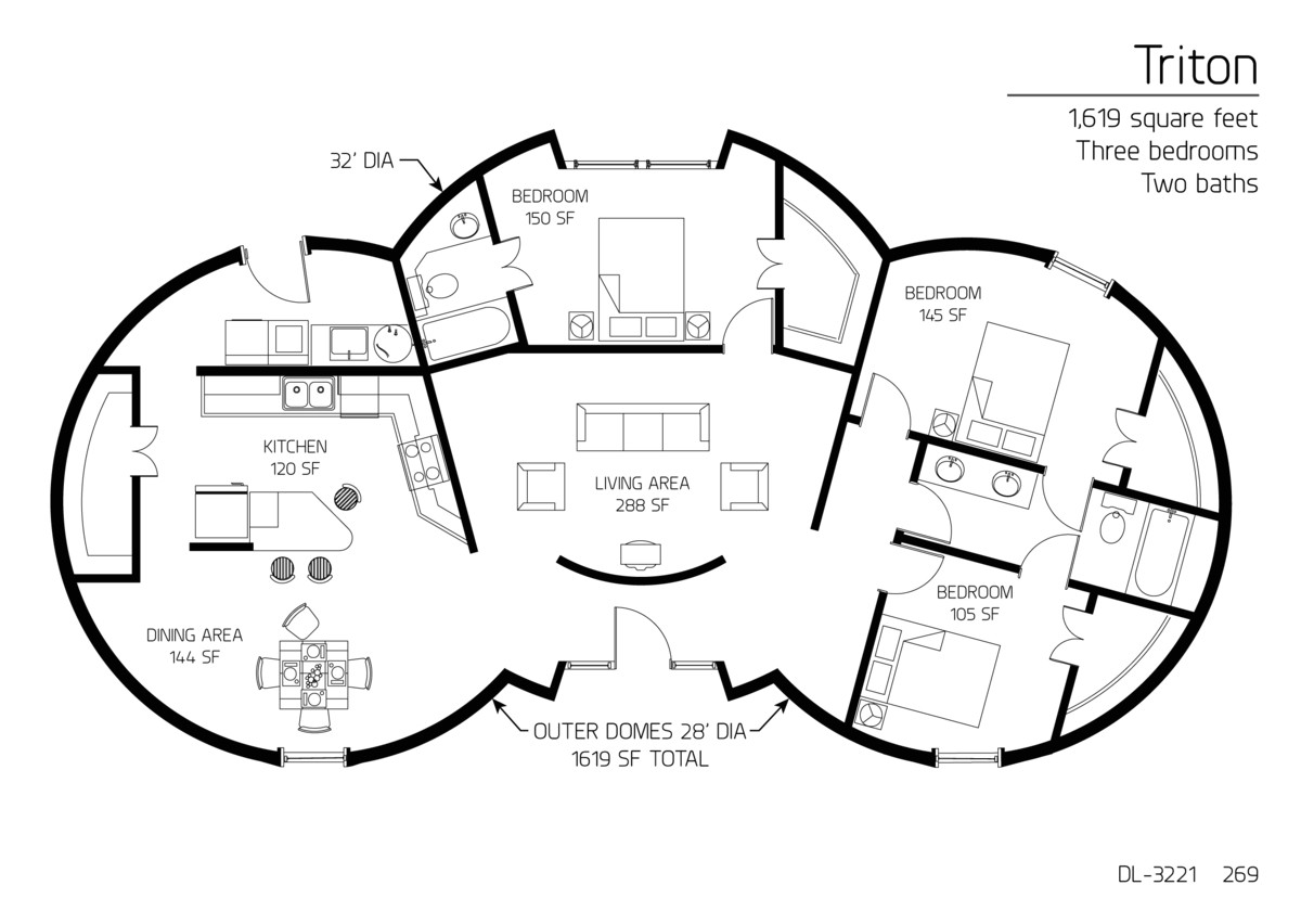 concrete dome house plan fantastic new in nice concretee plans escortsea homes floor image underground home small
