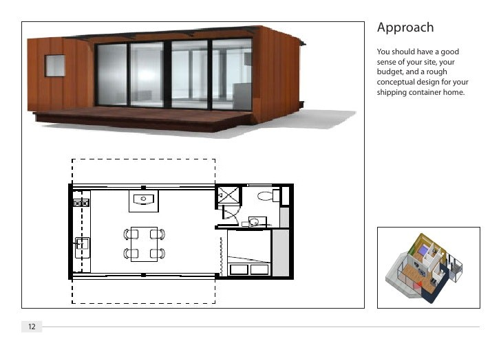 best container van house design