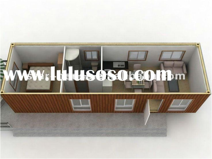 file container van house plans