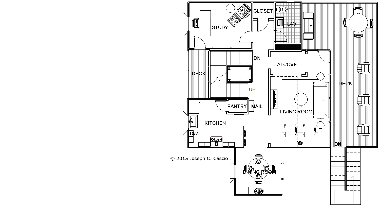 container van house design plan