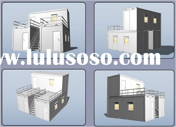 container van house