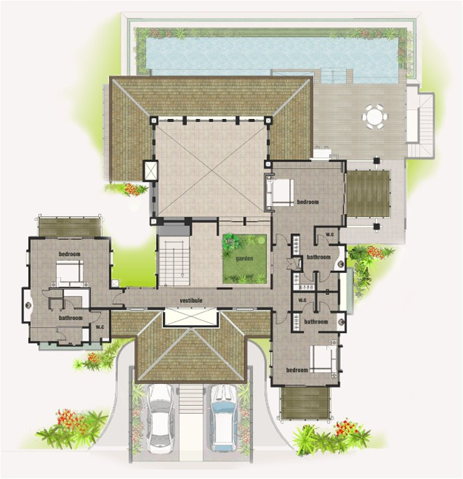 costa rica home floor plans