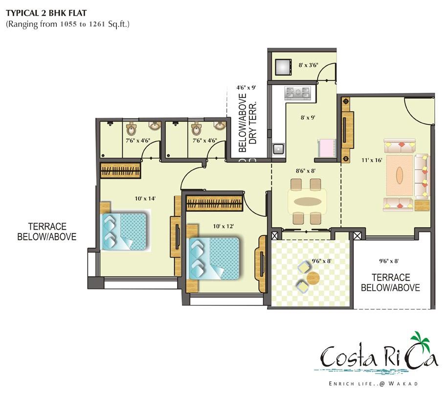 costa rica home plans