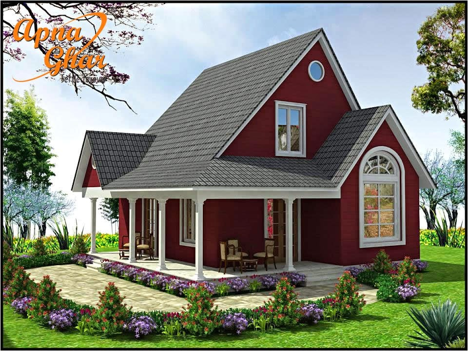 country cottage house design