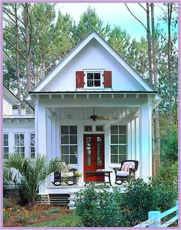 small cottage home designs