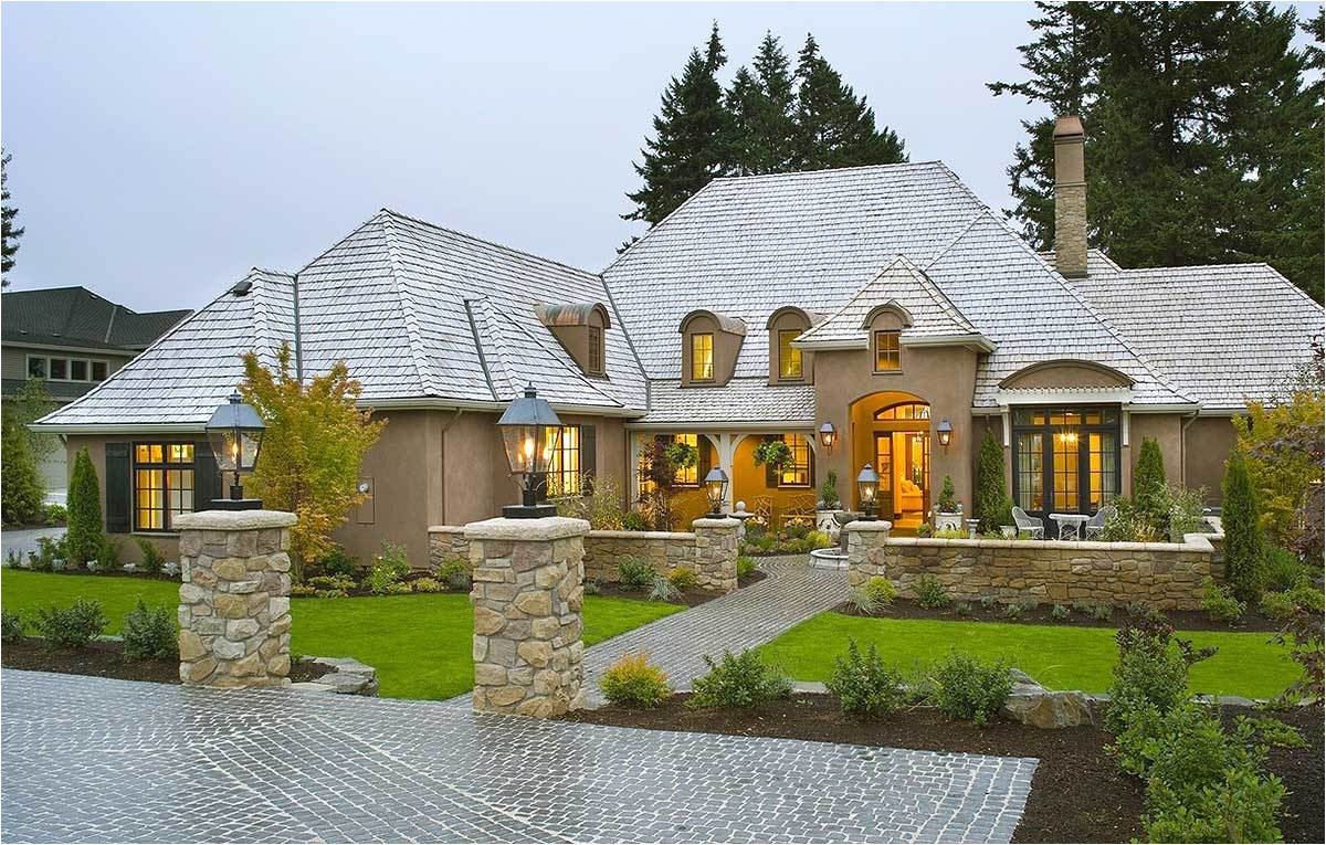 Country Home Design Plans French Country House Plans Architectural Designs